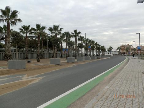 Formel 1 Strecke Valencia