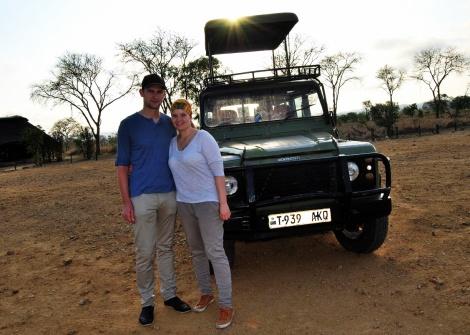 Jetzt wird mein Traum endlich wahr: SAFARI - Tiere in der freien Natur in Afrika
