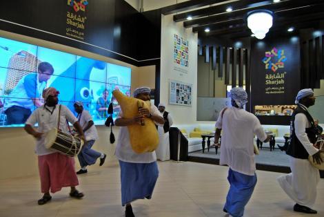 Sharjah: 1001 Nacht