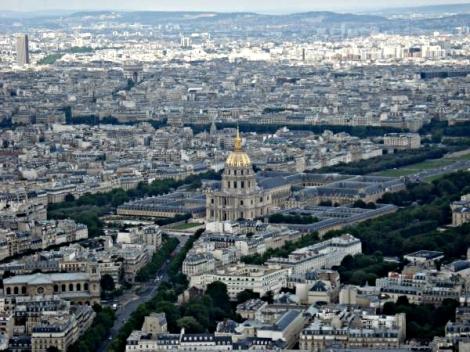 Ausblick vom Tour Montparnasse