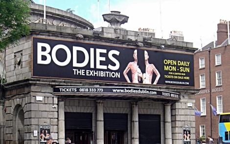 """BODIES – The Exhibition"""