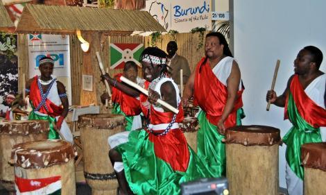 Burundi - Ostafrika
