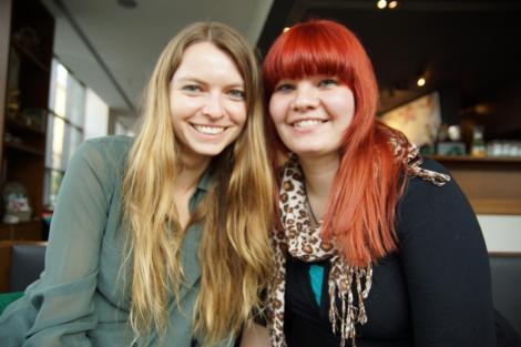 Christine von  Lilies Diary & Anne von Lookis Bunte Welt