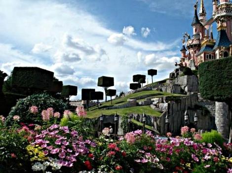 Disneyland-Wunderland