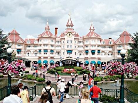 Disneyland....