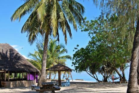 Mikadi Beach Lodge