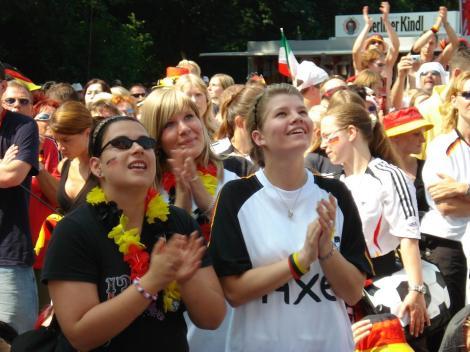 Sommermärchen - Fanmeile Berlin 2006