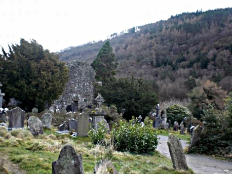 Glendalough...