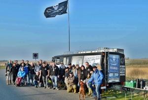 Wenn Müll sammeln Spaß macht - unterwegs mit Sea Shepherd.... Weiterlesen...