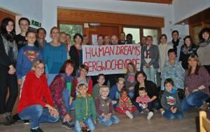 """Bergwochenende für Kinder in Not """"Der Berg ruft"""" hieß es im September, als der Verein Human Dreams e.V. zum ersten Human Dreams Bergwochenende ins Naturfreundehaus """"Himmelreich"""" im Schwabenländle einlud.... Weiterlesen..."""
