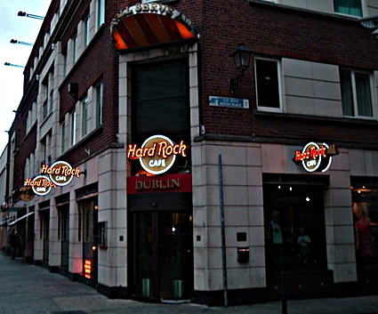 Hard Rock Café Dublin