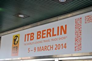 INTERNATIONALE TOURISMUS BÖRSE in BERLIN 2014