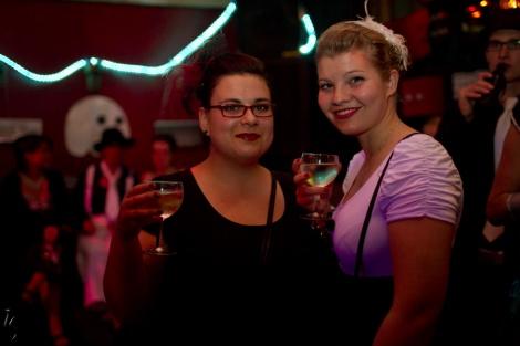 Burlesque April 2011
