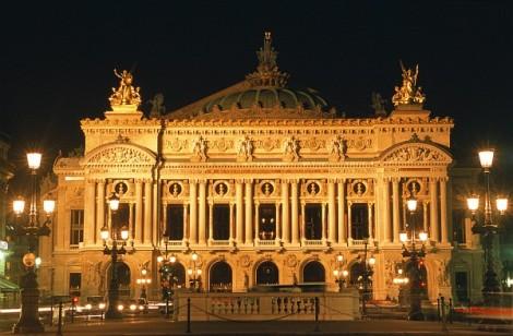 Opéra Garnier  – Pariser Opernhaus
