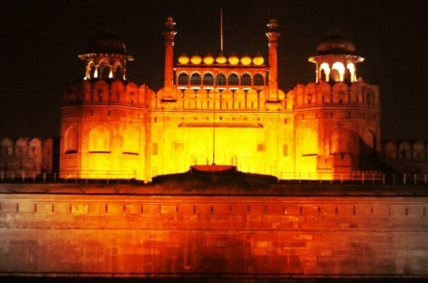 Red Fort Delhi - Lal Qila