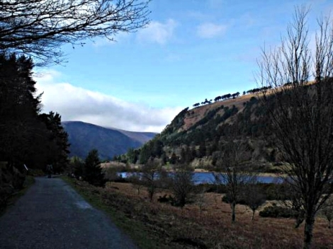 Wicklow -Mountains- Nationalpark