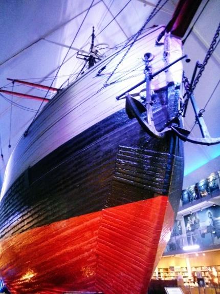Forschungsschiff Fram