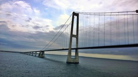 Storebæltsbroen - Große Belt Brücke