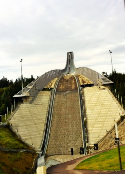Skisprungschanze Holmenkollen