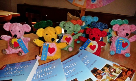 Lucky Looki Human Dreams Teddys by Anne Look